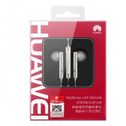 Huawei Auricolare a filo con jack 3,5 mm AM116 in Blister, Bianco