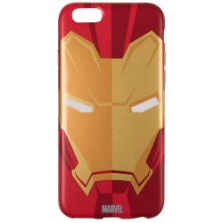 Cover iPhone 6/6s Iron Man - Marvel