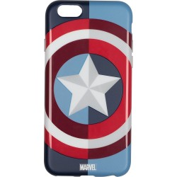 Cover iPhone 6/6s Captain America - Marvel