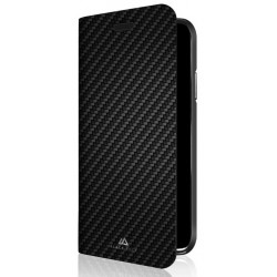 Black Rock Flex Carbon Booklet Black iPhone X