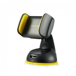 iMaymax Supporto per auto a Ventosa regolabile e ruotabile 360°