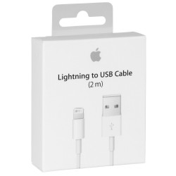 Apple MD819 Lightning to USB Cavo 2m Blister
