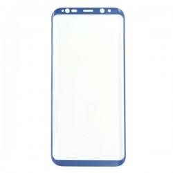 Vetro temperato Curvo Trasparente per Samsung S8 Plus