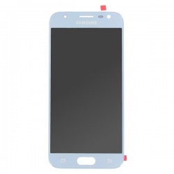 Display Lcd + Touch screen per Samsung J3 2017 (J330) Argento