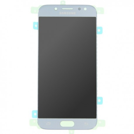 Display Lcd + Touch screen per Samsung J5 2017 (J530) Argento