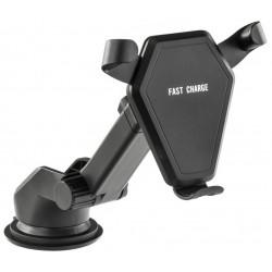Supporto a ventosa / bocchette aria con ricarica wireless Fast charger