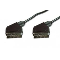 Cavo Scart con connettori 21 poli M/M da 1.5MT