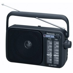 Panasonic radio portatile AM/FM