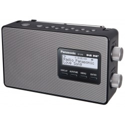Panasonic Radio tascabile compatibile DAB/DAB+ RF-D10