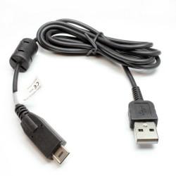 Cavo USB di collegamento adatta per con Panasonic Lumix