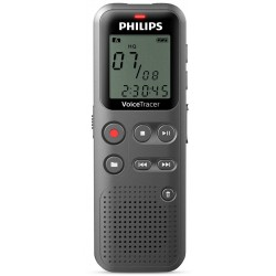 Philips Registratore audio 4GB DVT1110