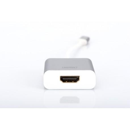 Digitus Adattatore USB Type C - HDMI 4K