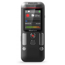 Philips Registratore audio 8GB espandibili DVT2510