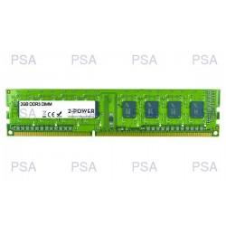 2GB DDR3 1600MHz SR DIMM