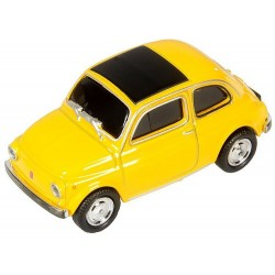 Genie USB Stick Fiat 500 Old-timer gialla 16 GB