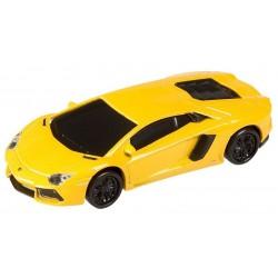 Genie USB Stick Lamborghini Aventador gialla 8 GB