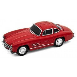 Genie USB Stick Mercedes 300 SL rossa 16 GB