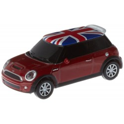 Genie USB Stick Mini Cooper S Union Jack rossa 16 GB