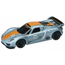 Genie USB Stick Porsche 918 RSR Racing argento-arancione 8 GB