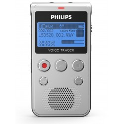 Philips Registratore audio 4GB DVT1300