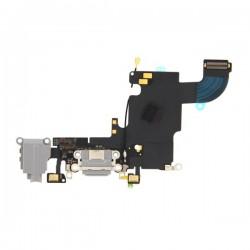 Flat carica con microfono per iPhone 6s - Nero