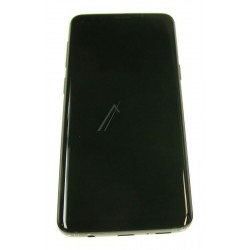 Display Lcd + Touch screen per Samsung S9 G960F Nero