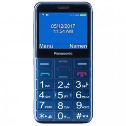 Panasonic Cellulare Facile da usare Blu KX-TU150