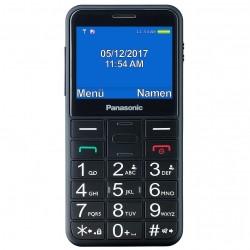 Panasonic Cellulare Facile da uscire Nero KX-TU150