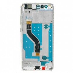 Huawei P10 Lite LCD con Frame Bianco, No Logo