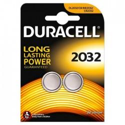 Duracell CR2032 - Blister da 2 pz. - Confezione 10 blister
