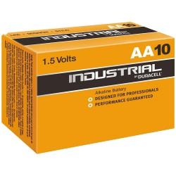 Duracell Stilo Industrial AA - LR06 - SC. 10 Pz