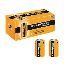 Duracell Torcia - LR20 - Industrial SC. 10 Pz