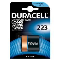 Duracell CR P2 - 6volt - Blister 1 Pz. - Scatola 10 Blister