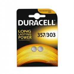 Duracell SR44 - 1,5volt - Blister 2Pz.- Confezione 10 Blister