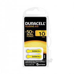 Duracell Acustica V 10 Blister 6 pz. - Scatola 10 Blister