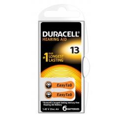 Duracell Acustica V 13 Blister 6 pz. - Scatola 10 Blister