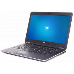 """Dell LATITUDE E7440 I7-4600U 8GB 128SSD 14"""" HD WINDOWS 7/10 PRO"""
