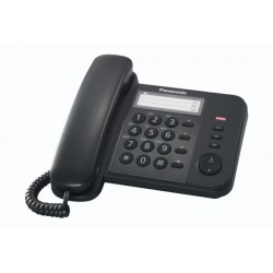 Telefono a Filo Panasonic 520 Nero