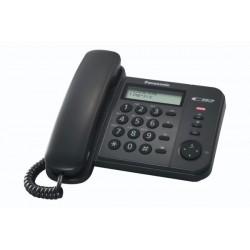 Telefono a Filo Panasonic 560 Nero