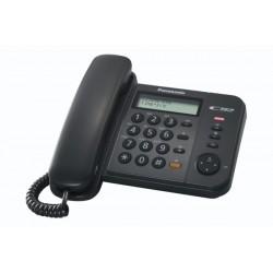 Telefono a Filo Panasonic 580 Nero